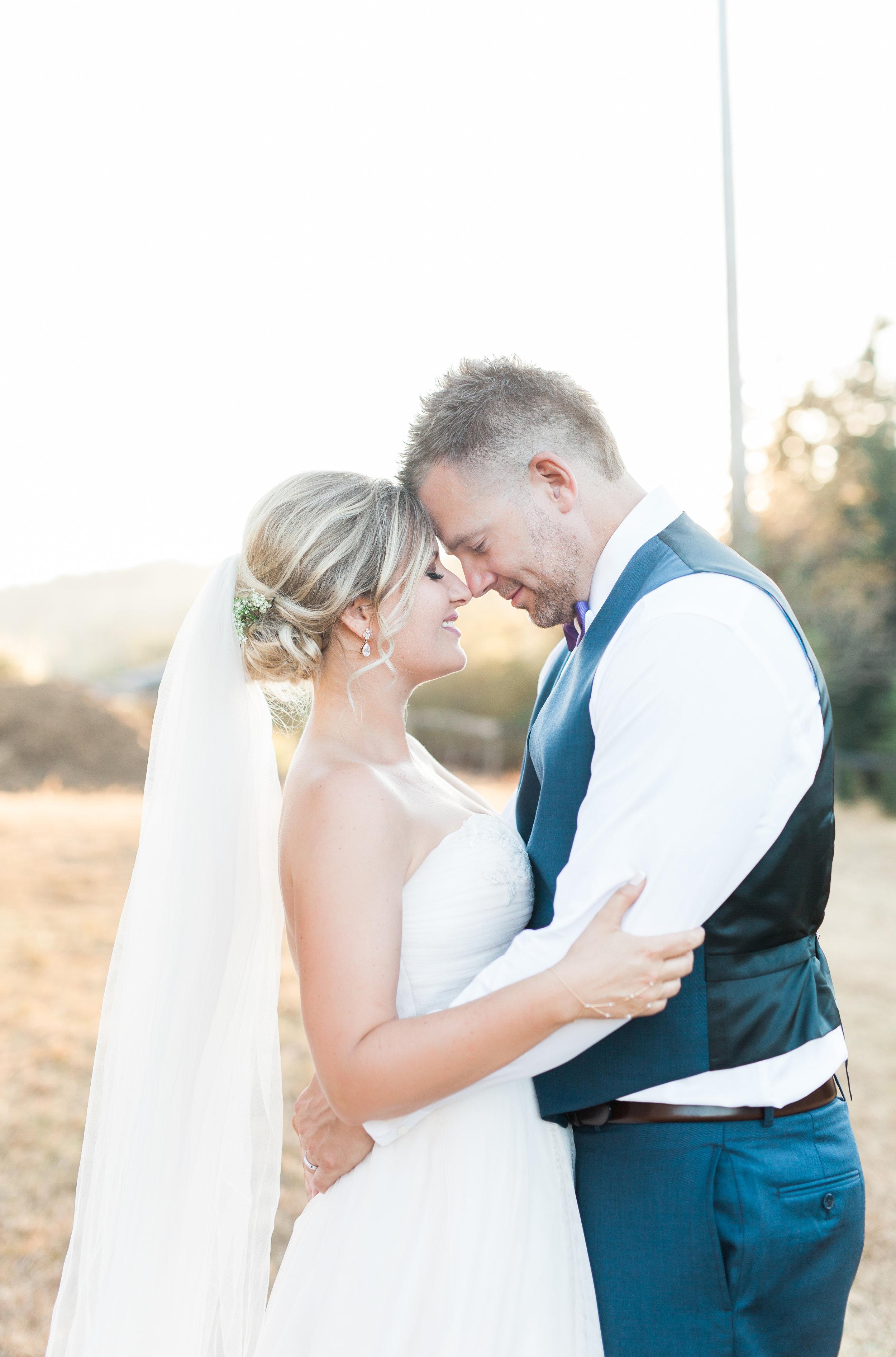 H & J | FARM WEDDING |