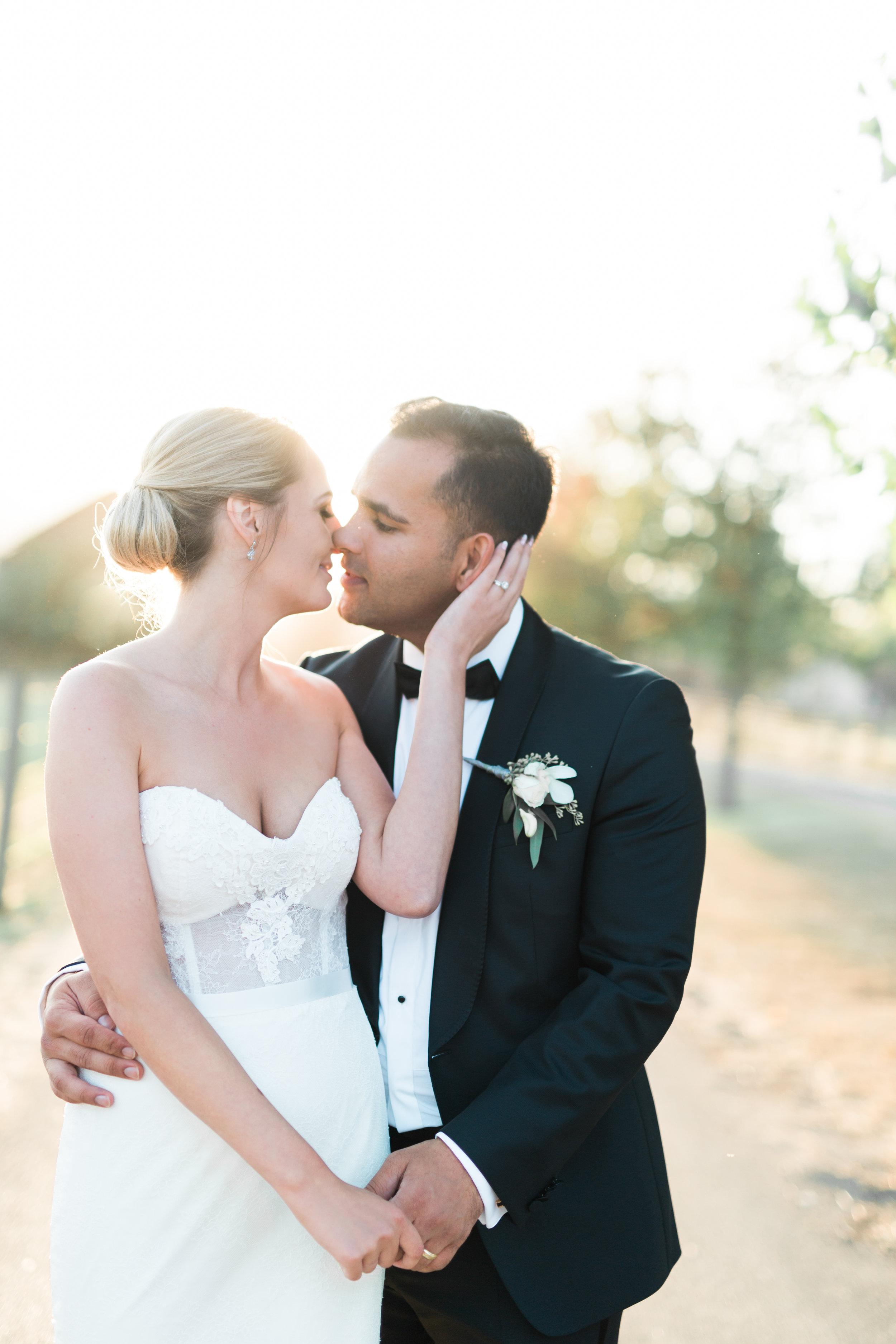 K&A | MODERN BARN WEDDING