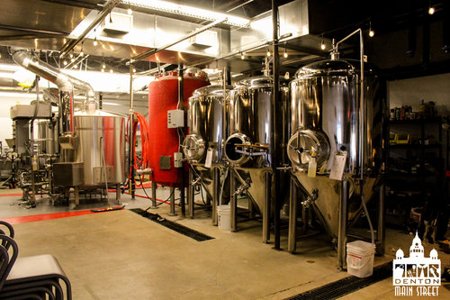 a picture of brewing equipment