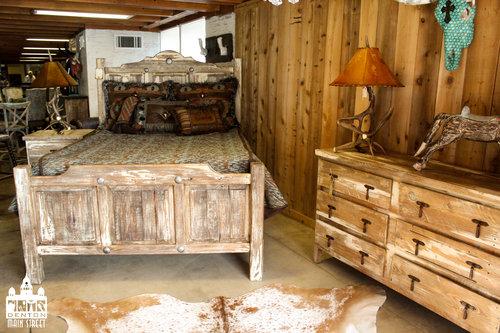 a cowhide bedroomset.jpg