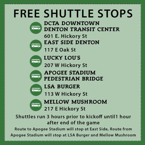 2018 Shuttle Stops for UNT football.jpg