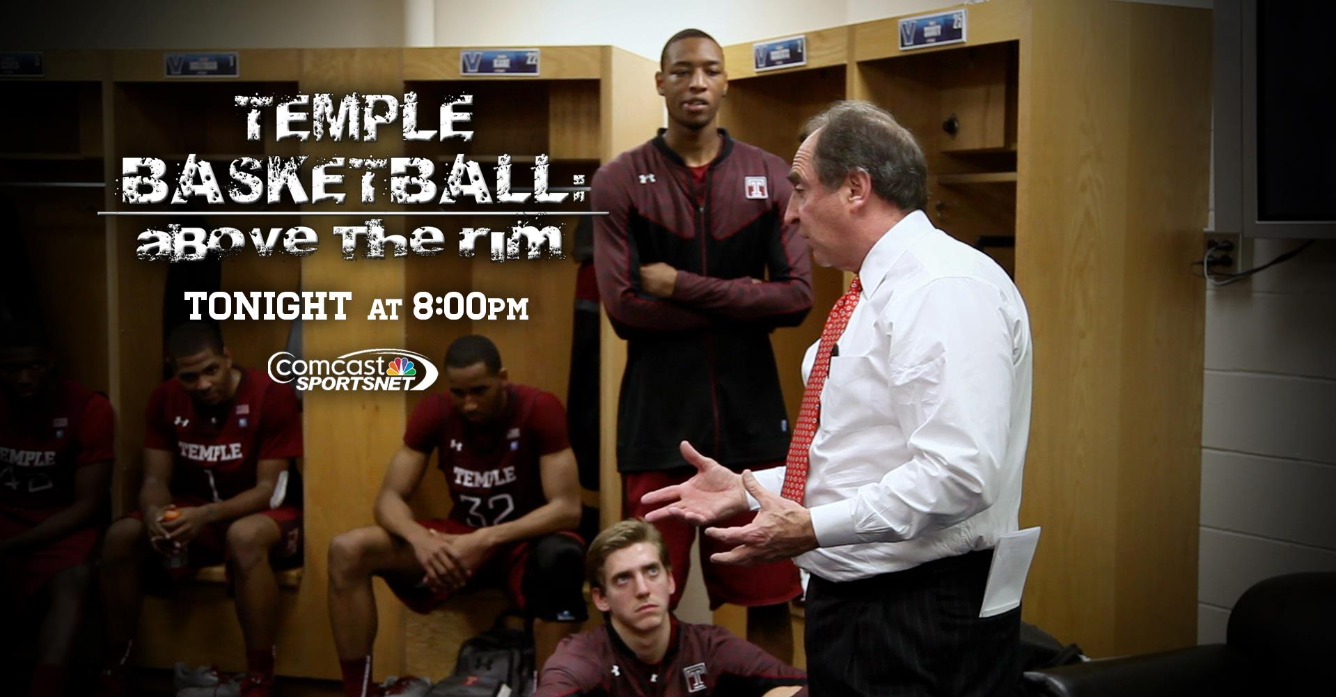 Our company's first project was to document Coach Dunphy's Temple basketball program for (what's now) NBC Sports Philadelphia.