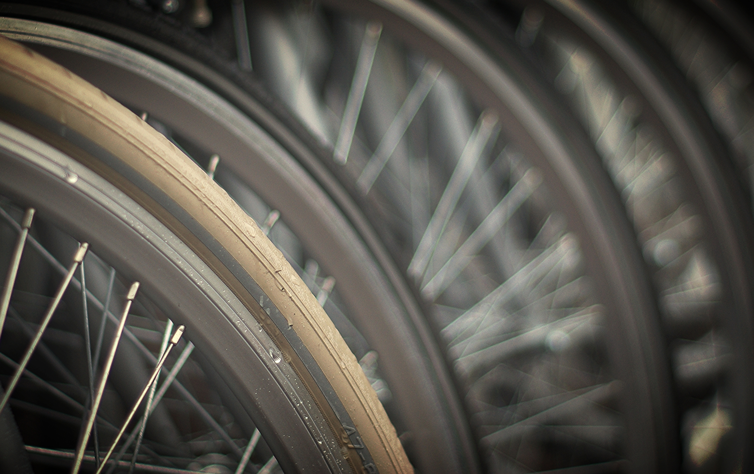 Image: 100 Bicycles (four) by JWH Photography