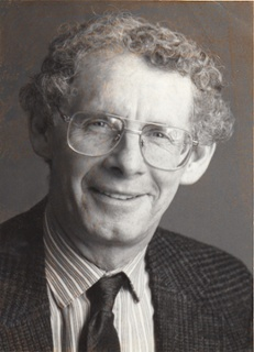The late David Evett