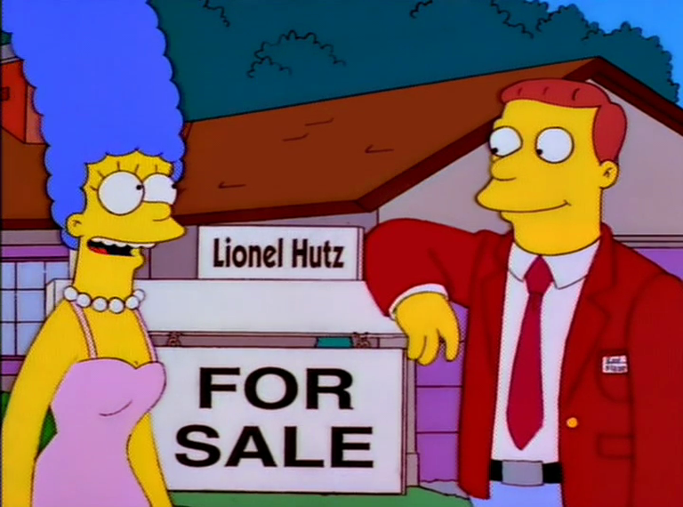"""""""Well Marge, there's the truth... and then there's the """"truth"""""""""""