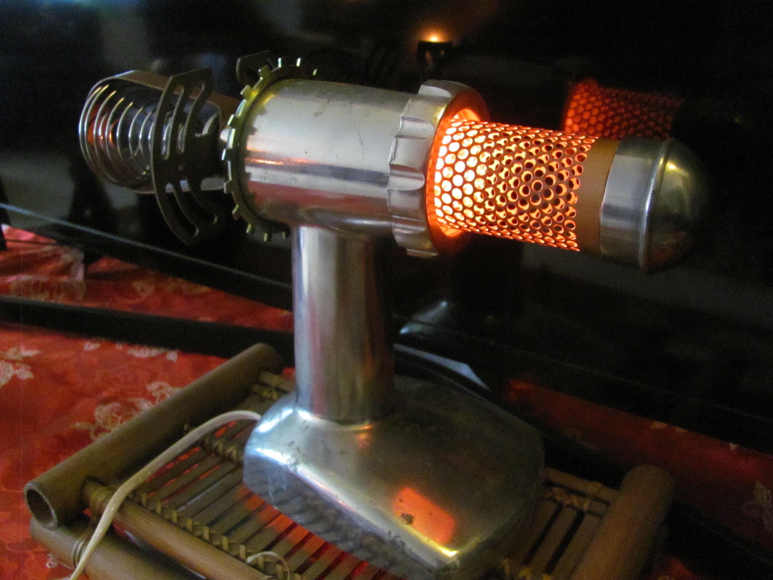 Everett Bone - Cloud Nine Recycled Creations, Assemblage