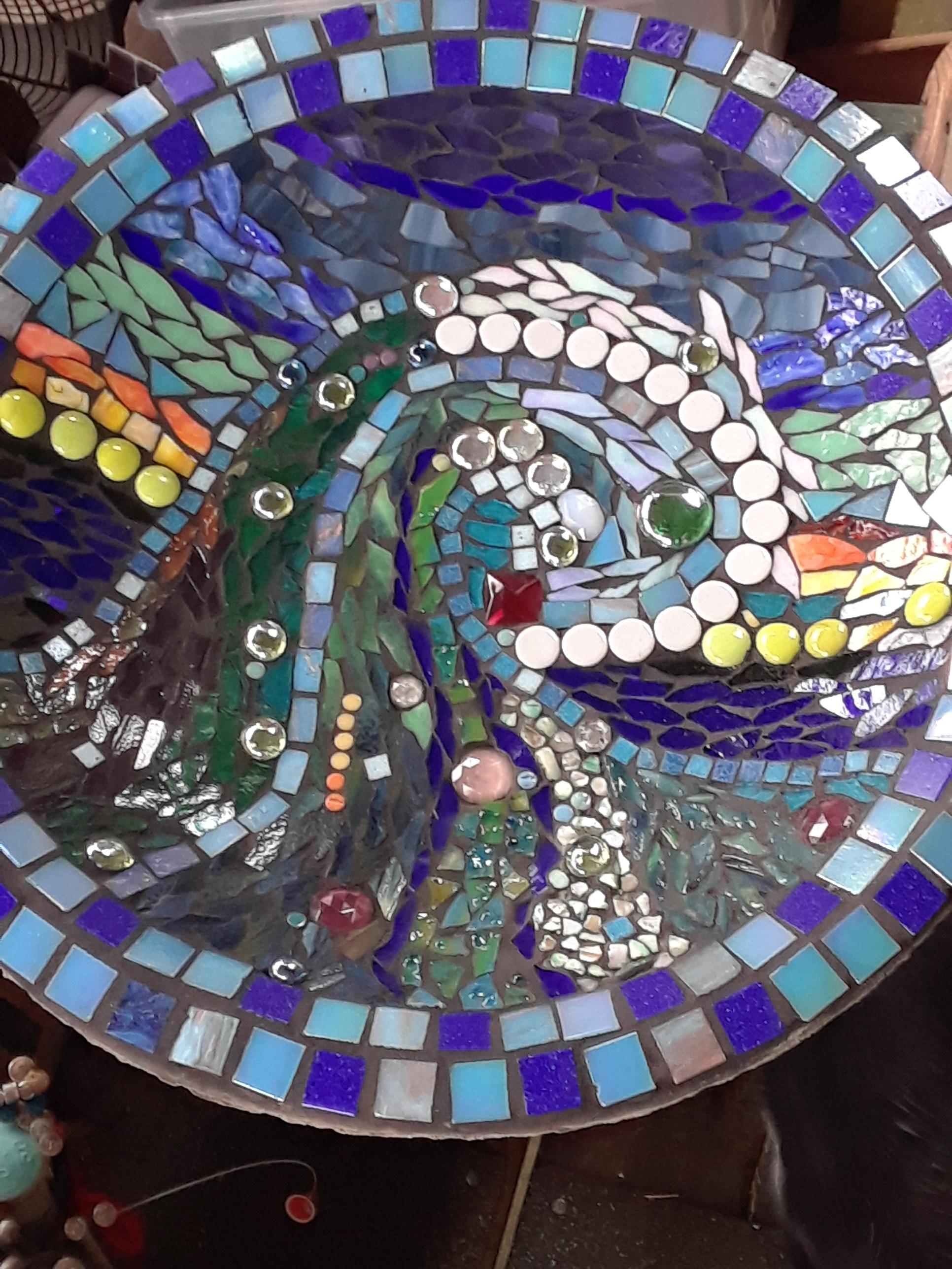 Cheryl Hazen - Salvaged Treasures by Cheryl, Glass