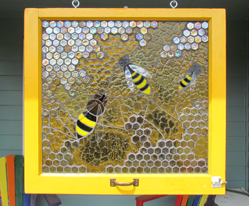Darla Lynn - Treasure Mosaics, Glass