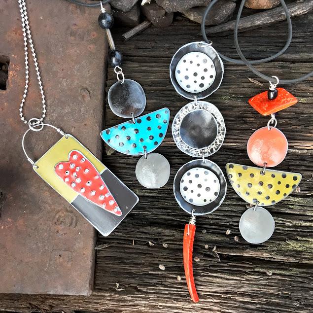Jennii Childs - reUNIQUE designs by jennii, Jewelry