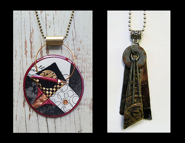 Kathleen Chamberlin & Molly Bowman - Ruby Solei studio, Jewelry