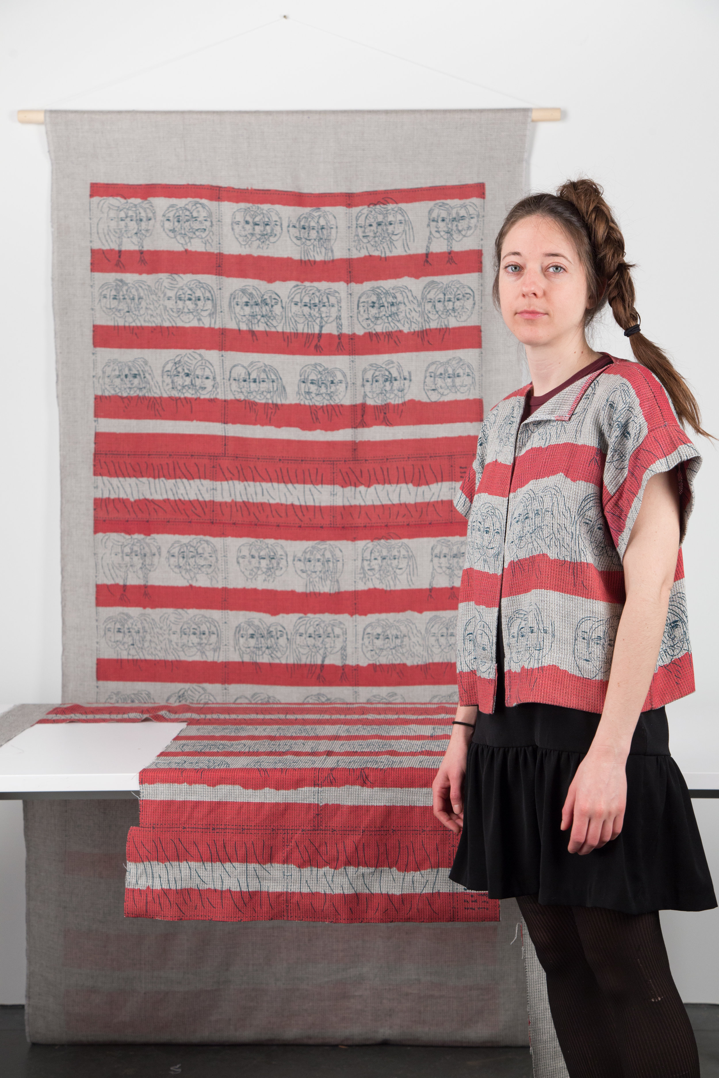 Ophir El-Boher - Textiles