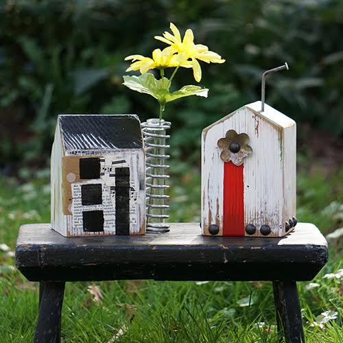 Linda Holliman - WOOD*RUST*WHIMSY, Wood