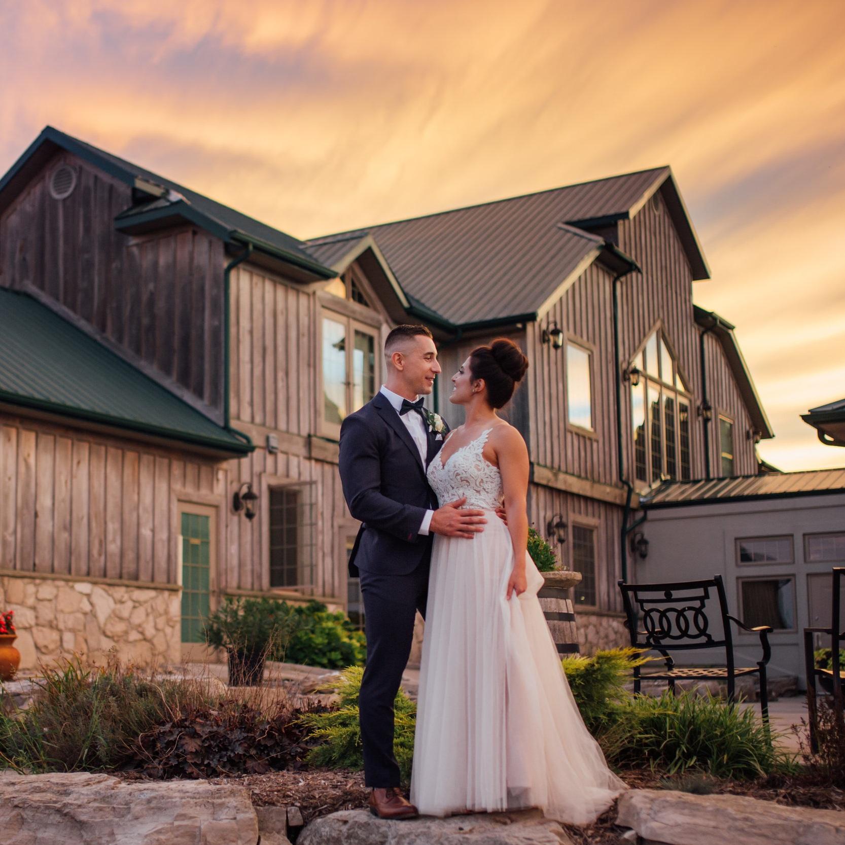 Sprucewood Shores Wedding