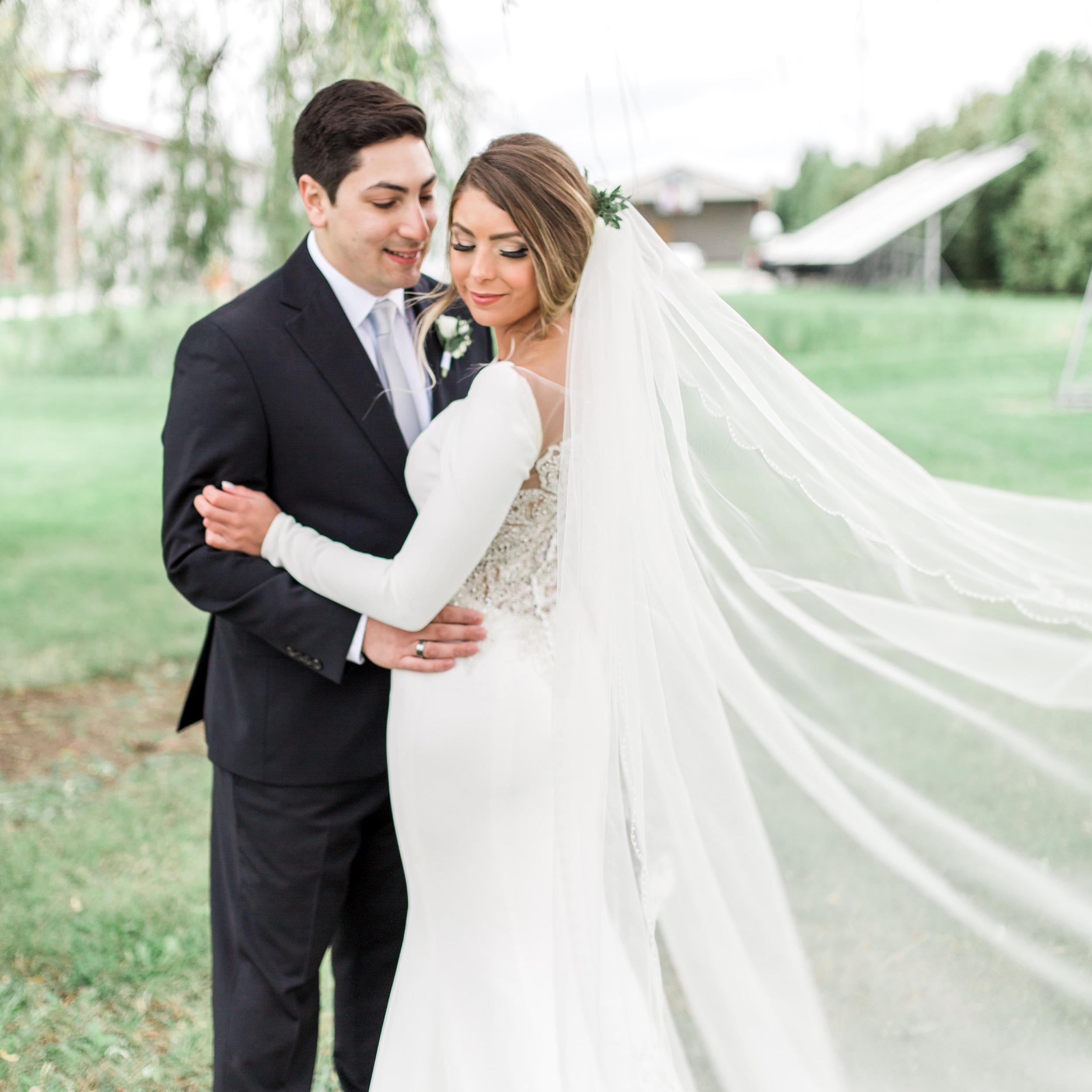 Coopers Hawk Winery Wedding