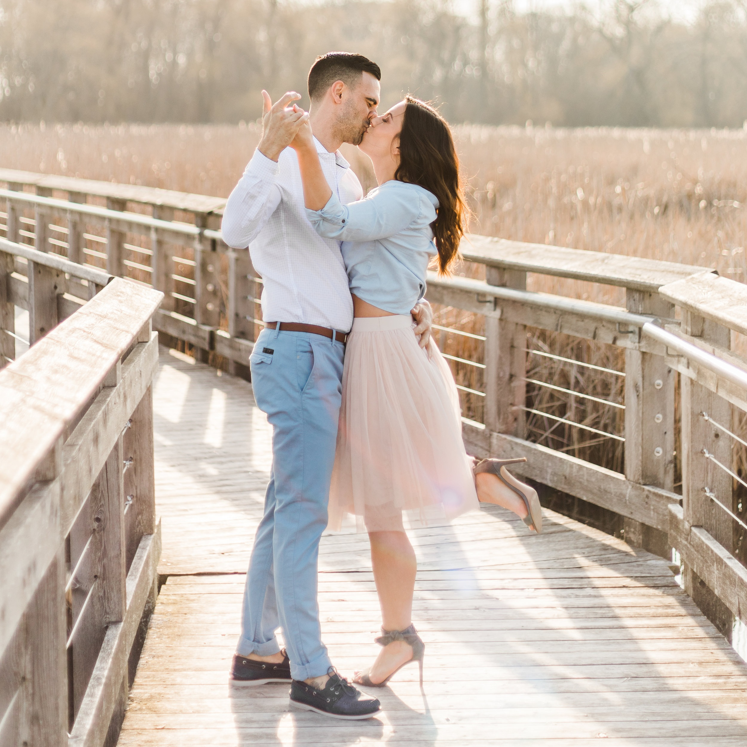 point+pelee+national+park+engagement+session