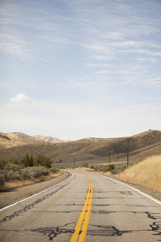 """Idaho.   (More """"Out West"""" photos soon.)   © Greta Rybus"""
