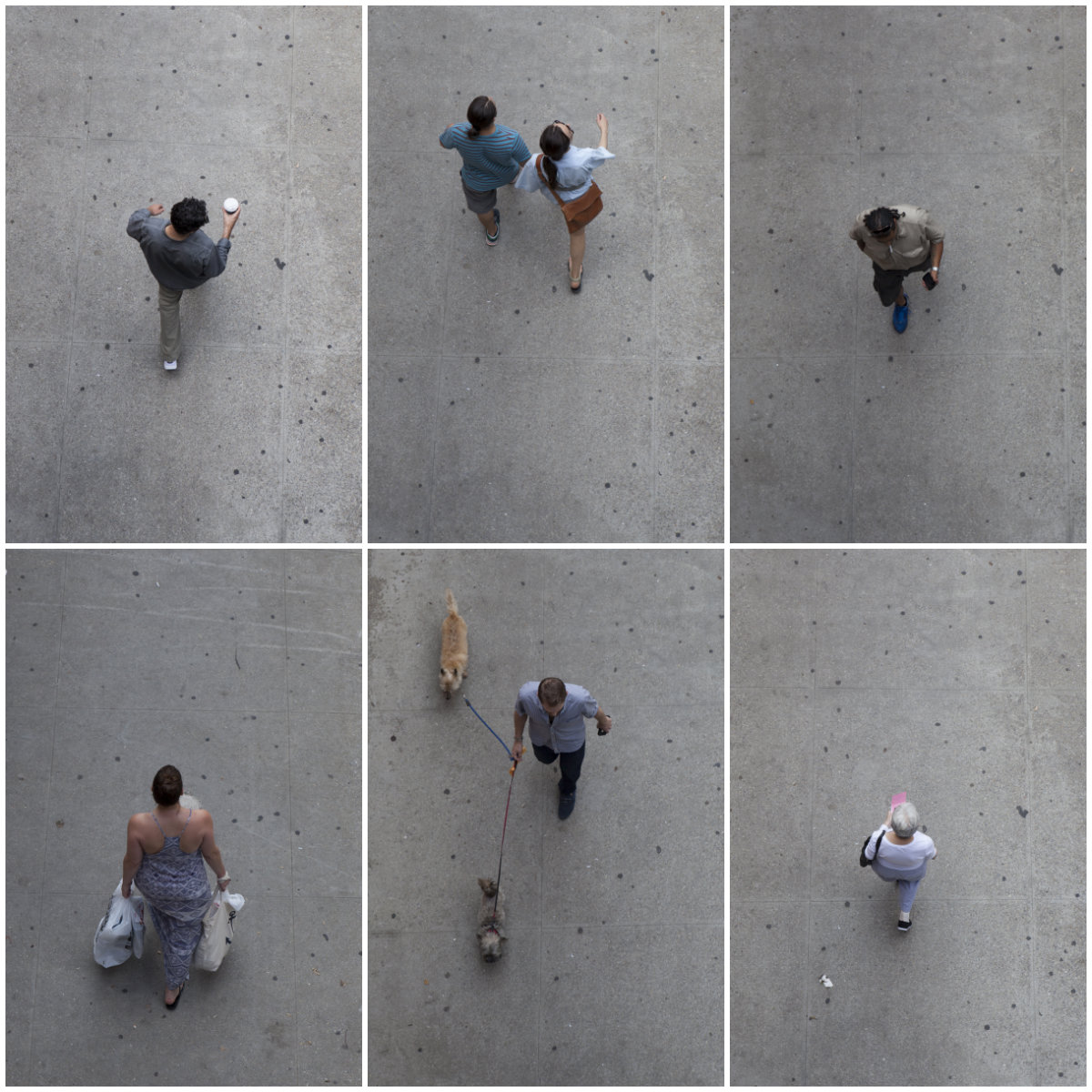New Yorkers from above- taken during my visit to the city last week. More NYC photos soon!    All images © Greta Rybus