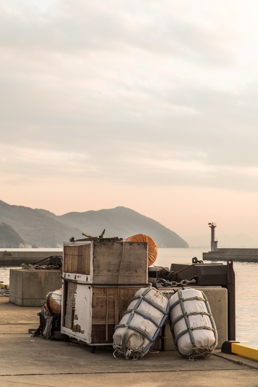 Seto Inland Sea, Japan