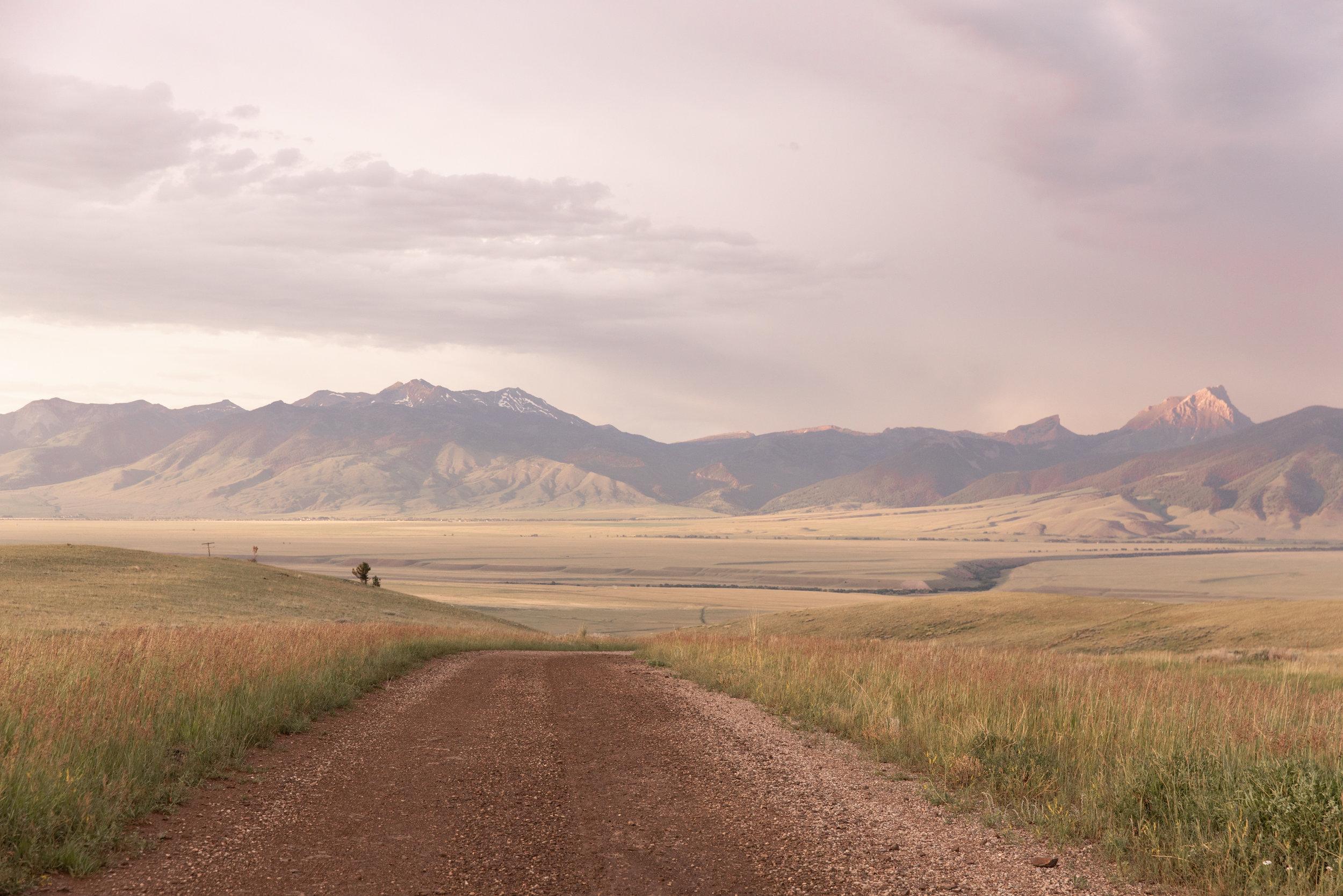 Gravelly Range, Montana