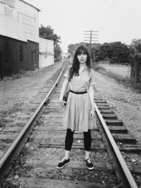 C&O tracks 1985