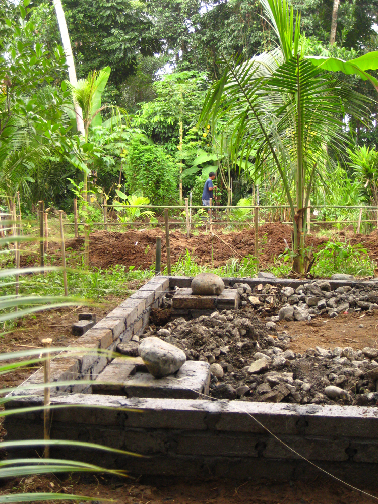 Lumbung construction
