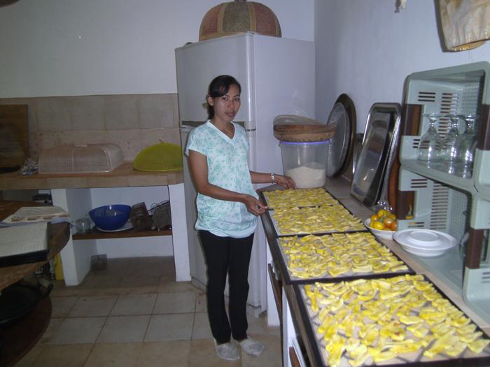 Jackfruit drying2