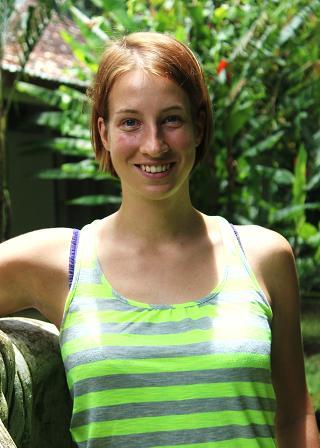 Marina from Slovakia