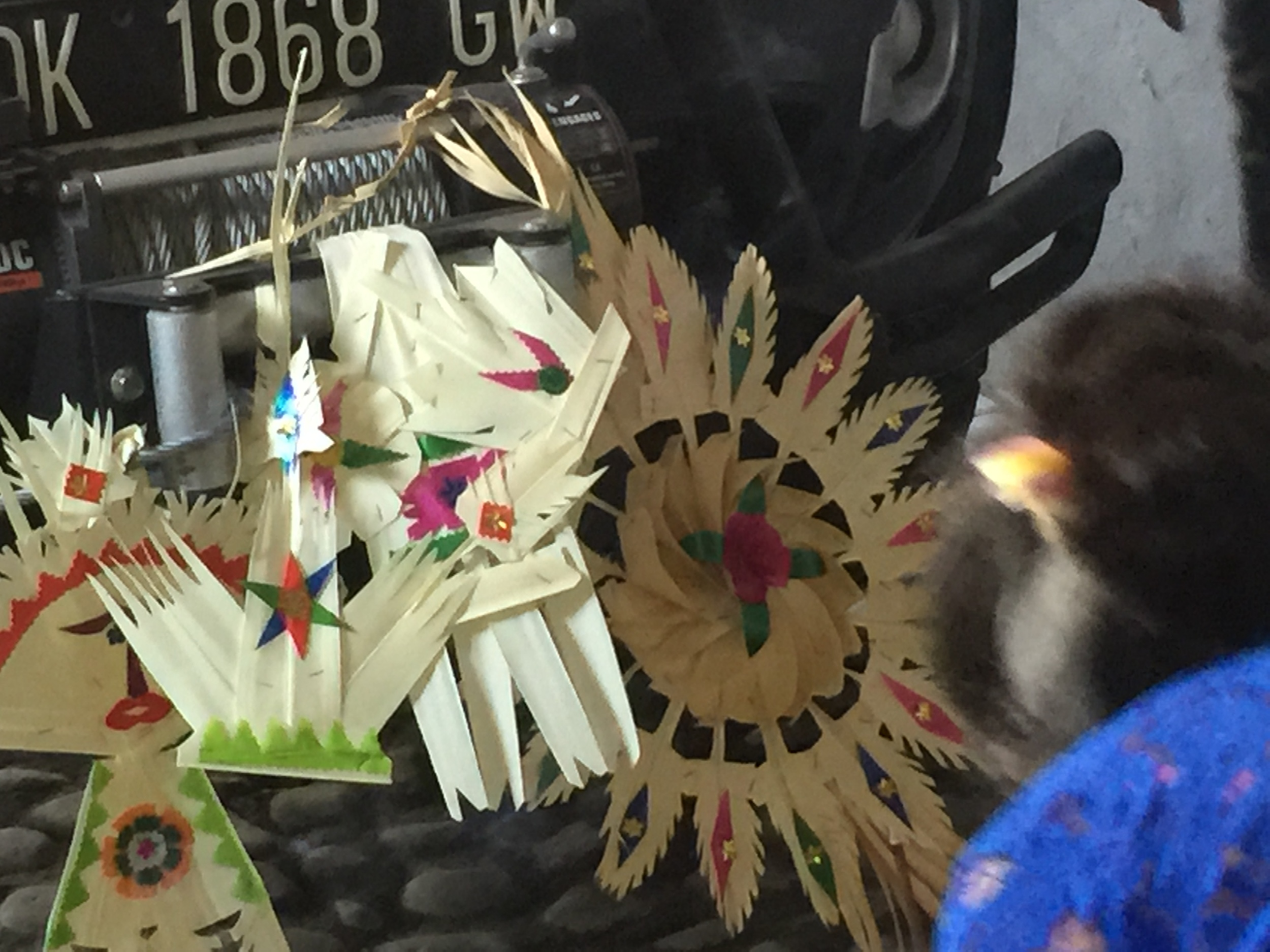balinese ceremony at Jiwa DAmai