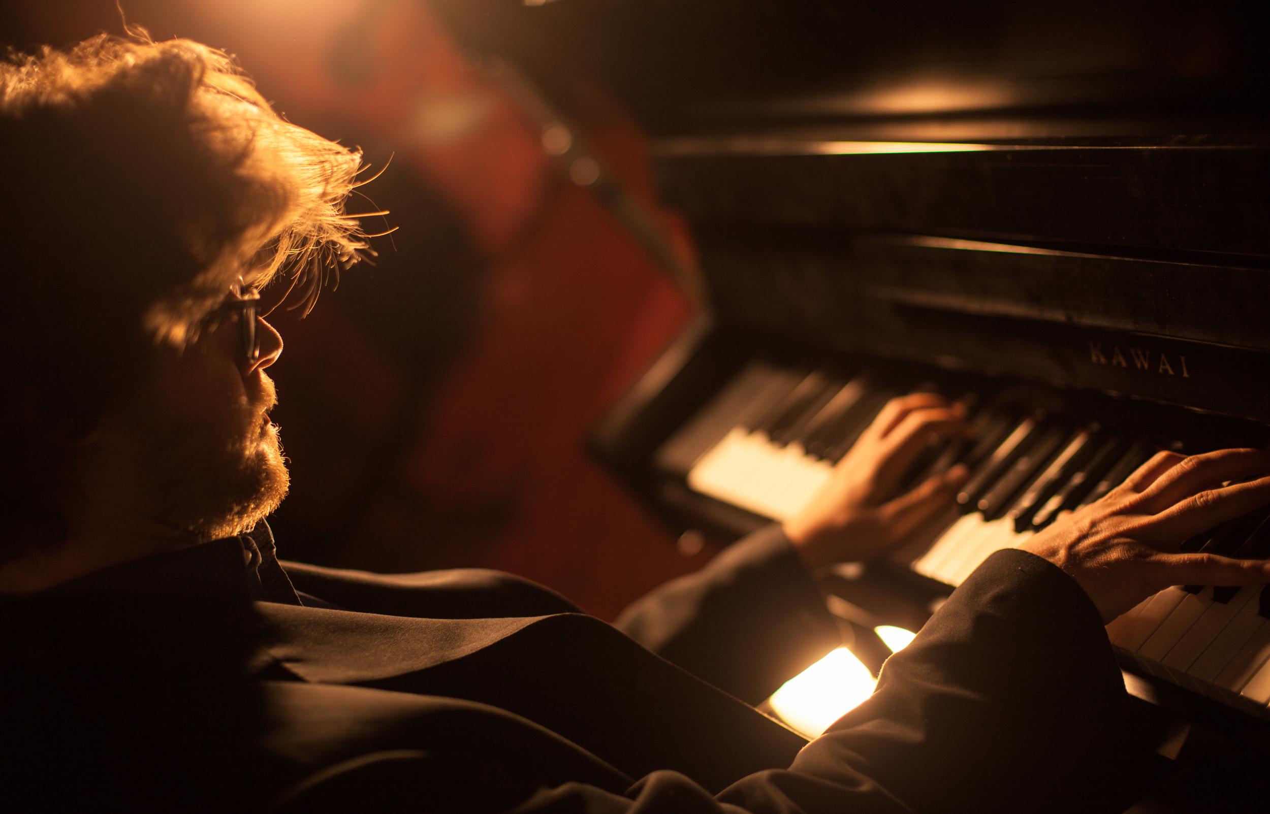 Parker Grant//Piano