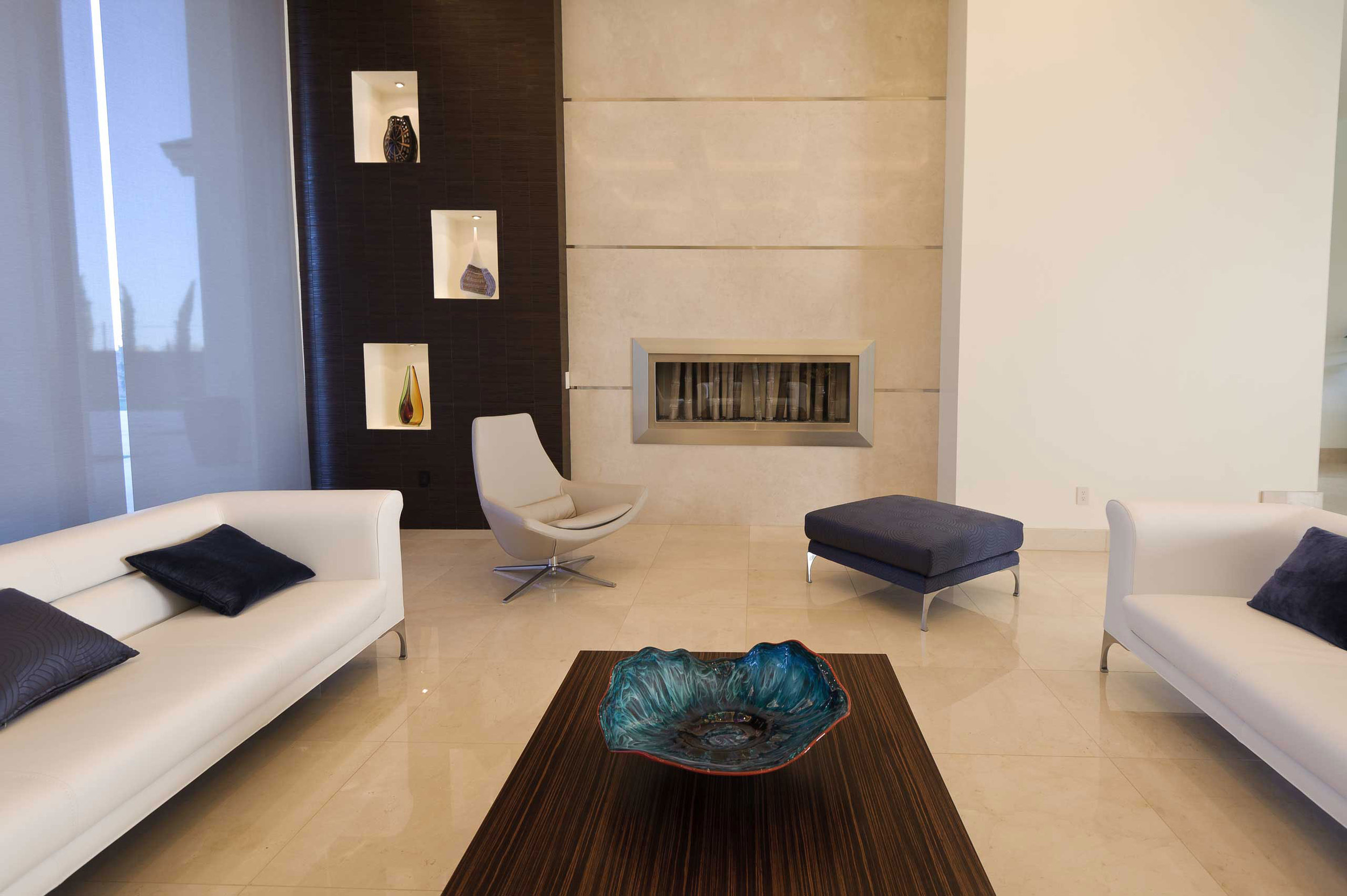 Living Rooms -