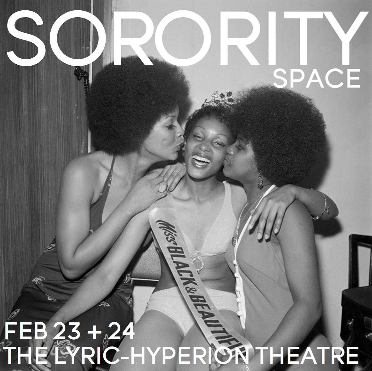 Very excited to share a new piece I wrote featuring some of my favorite songs this weekend at SORORITY. This very special edition of the SORORITY series features a lineup of incredibly talented Black Female Artists. We invite you to share our sacred space. Tickets are available at  https://www.brownpapertickets.com/event/3280046