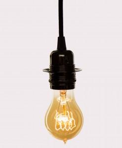 Skull zig zag bulb £12  www.williamandwatson.com