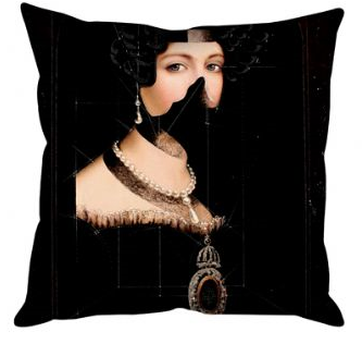 1) Celia Cushion £72  www.rocketstgeorge.co.uk