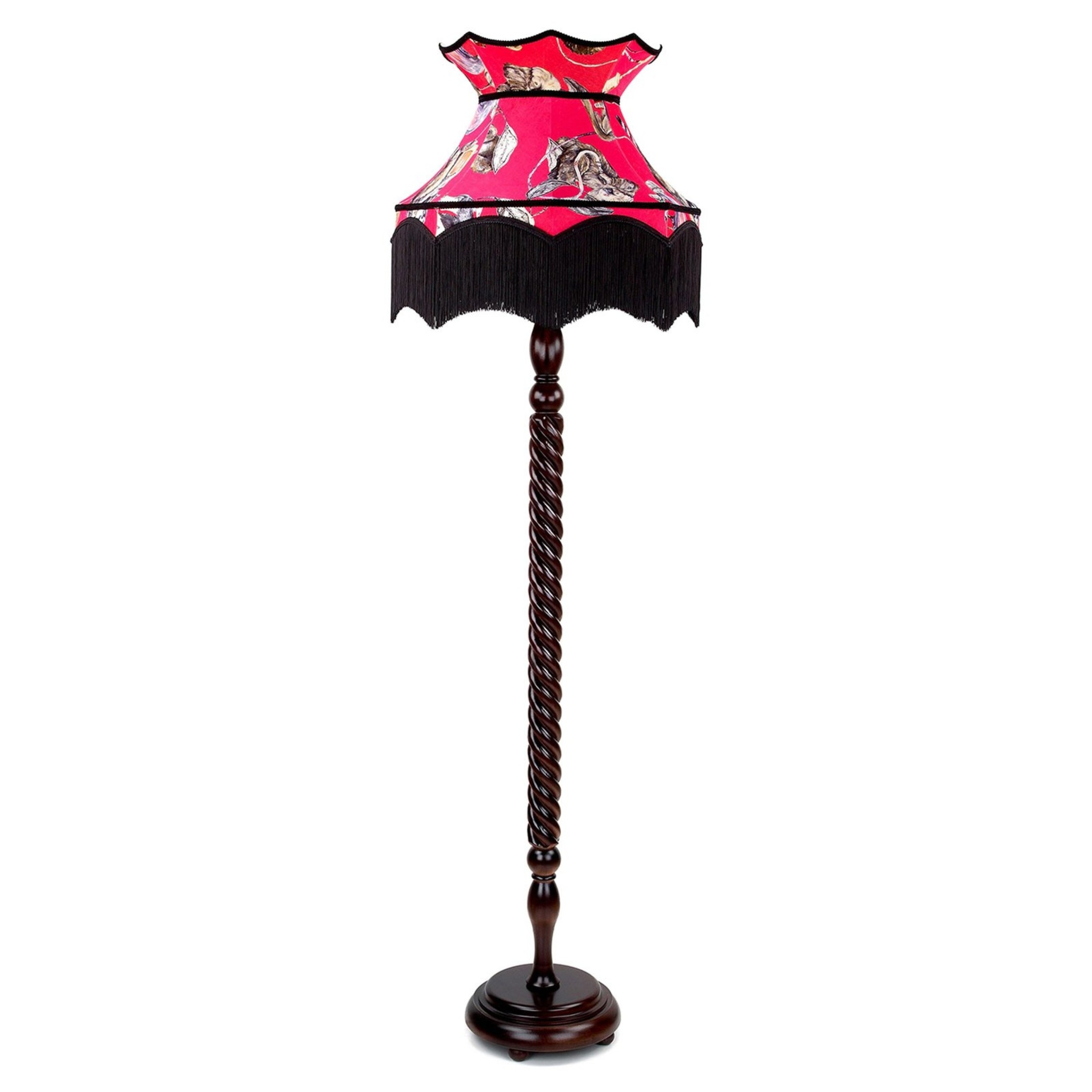Hackney Empire standard lamp; £810  www.houseofhackney.com