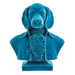 Turquoise Beagle Bust £60  www.debenhams.co.uk