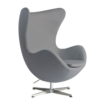 Arne Jacobsen style egg chair £489  www.vita-interiors.com