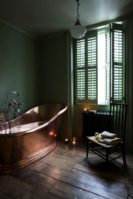 Copper load of that after a bad day in the office. (Image from West Country Shutters)