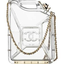 Limited Edition Chanel Jerry Can Bag £10,899.46