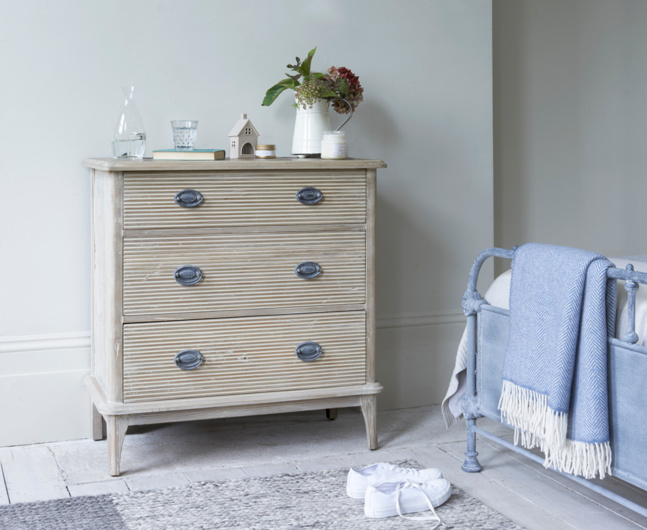 Lumber chest £595  www.loaf.com