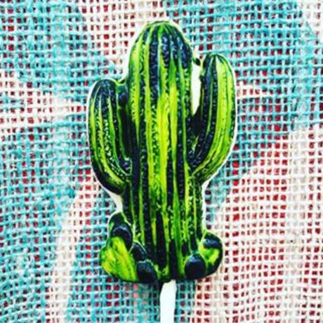 White chocolate cactus lollies £2.95  Trouva