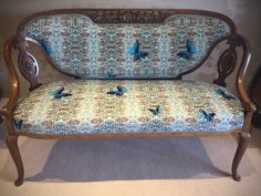 Vintage sofa by  Blackpop UK