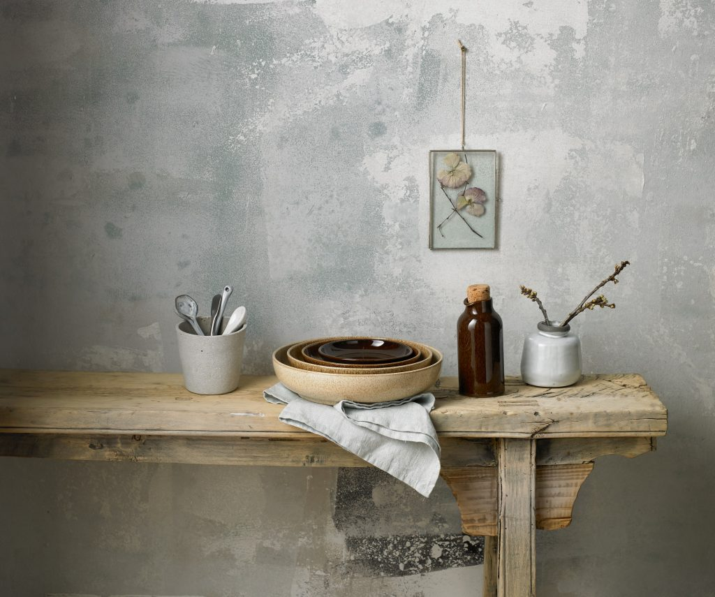 The artisinal beauty of Denby Pottery's  Studio Craft  range