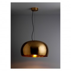 Marteau brass pendant light £175  ww.habitat.co.uk