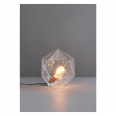 Apex  geometric table lamp £65