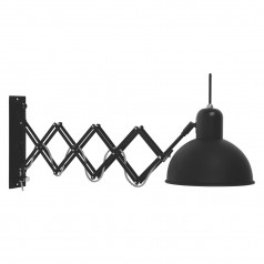 Aberdeen  extendable wall light £190