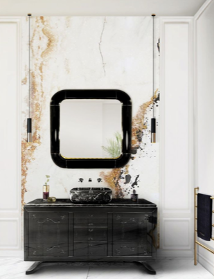 Masculine vintage is how I'm pitching many of my new room designs!
