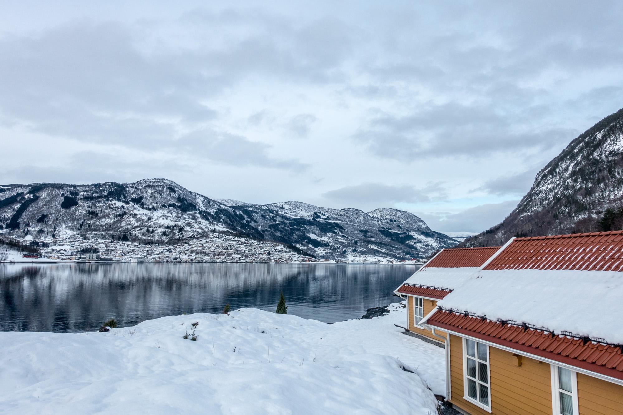 Sogndal – beyond beautiful.