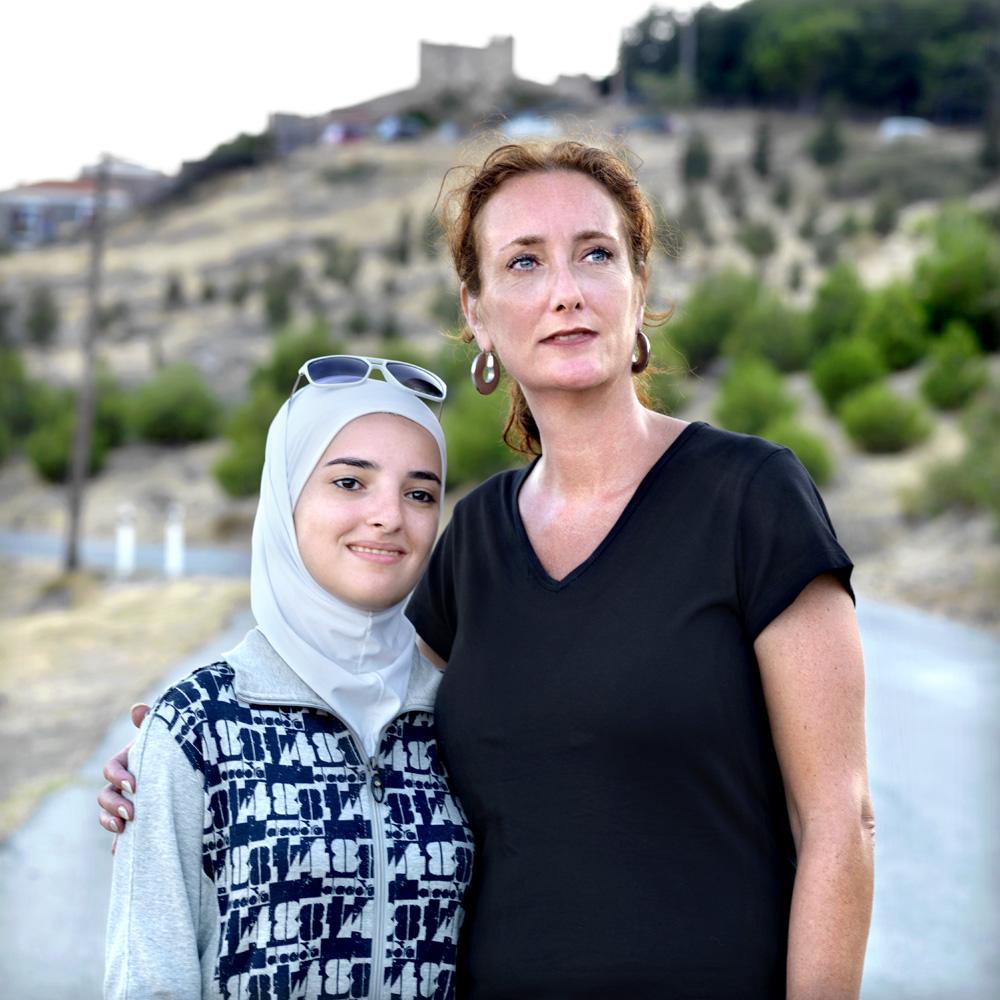 Suhaila & Petra