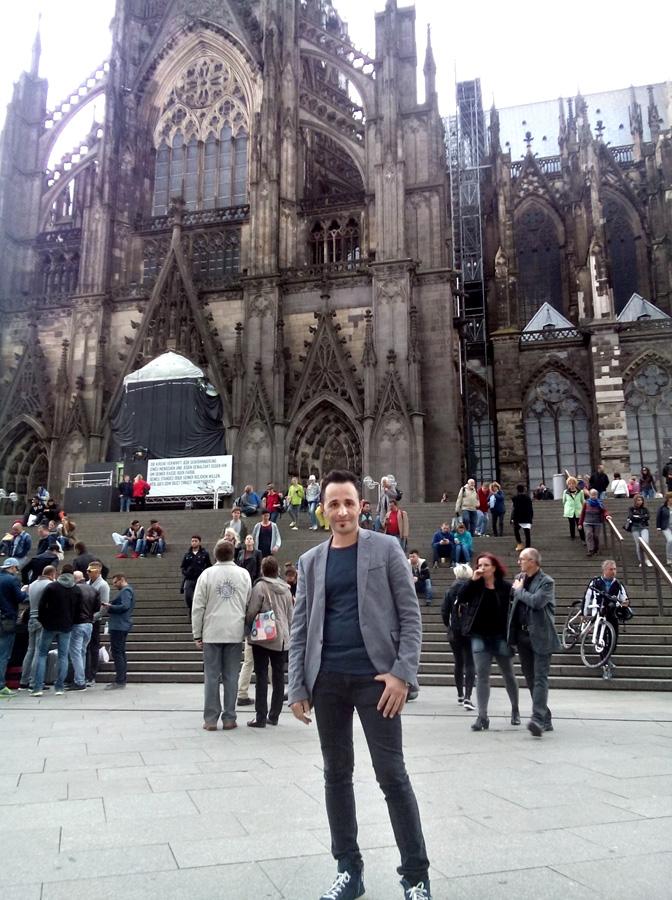 Just arrived in Germany (Dortmund)