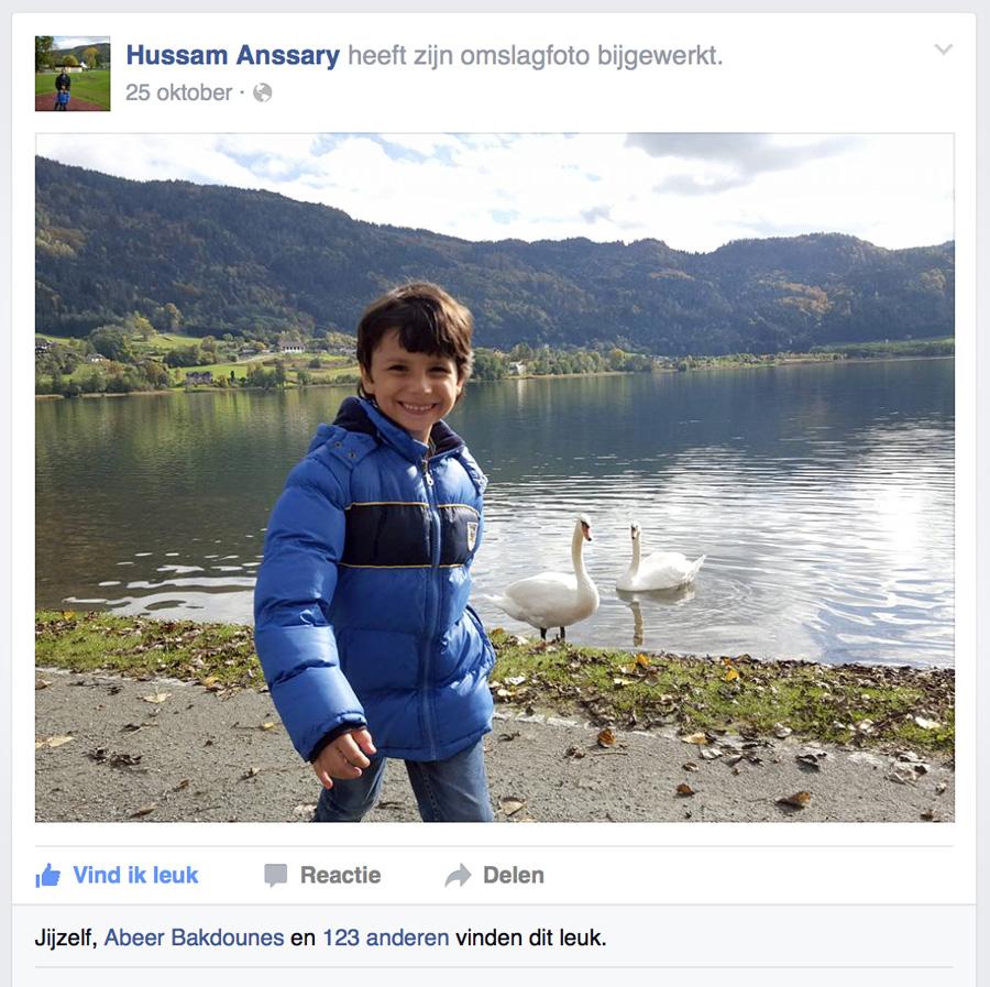 Wissam in Austria